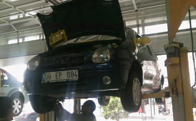 Renault Twingo 1.2 Alize - İzmir Renault Yaşar Bakım